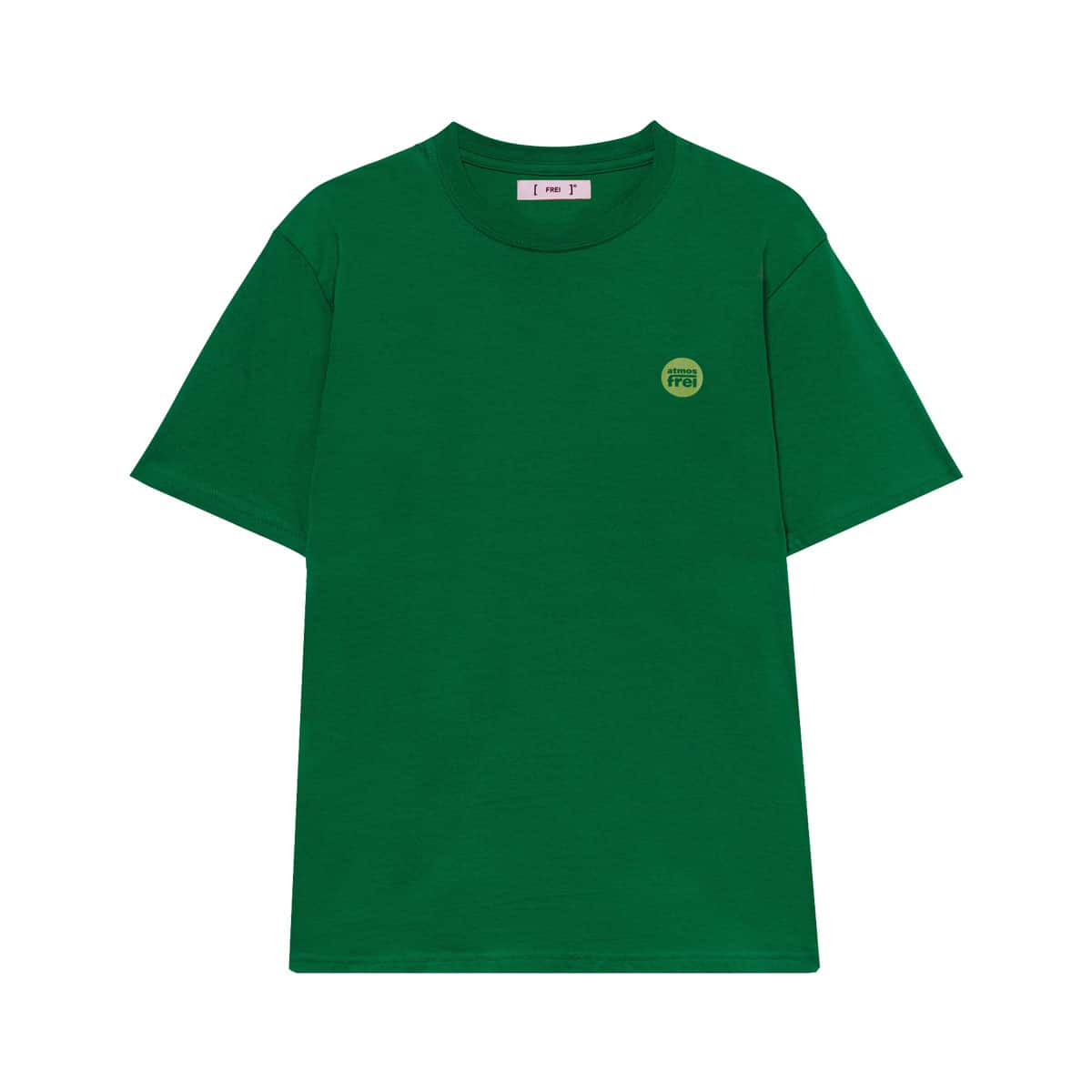FREI X ATMOS POSTER T-SHIRT Green 20SU-I_photo_large