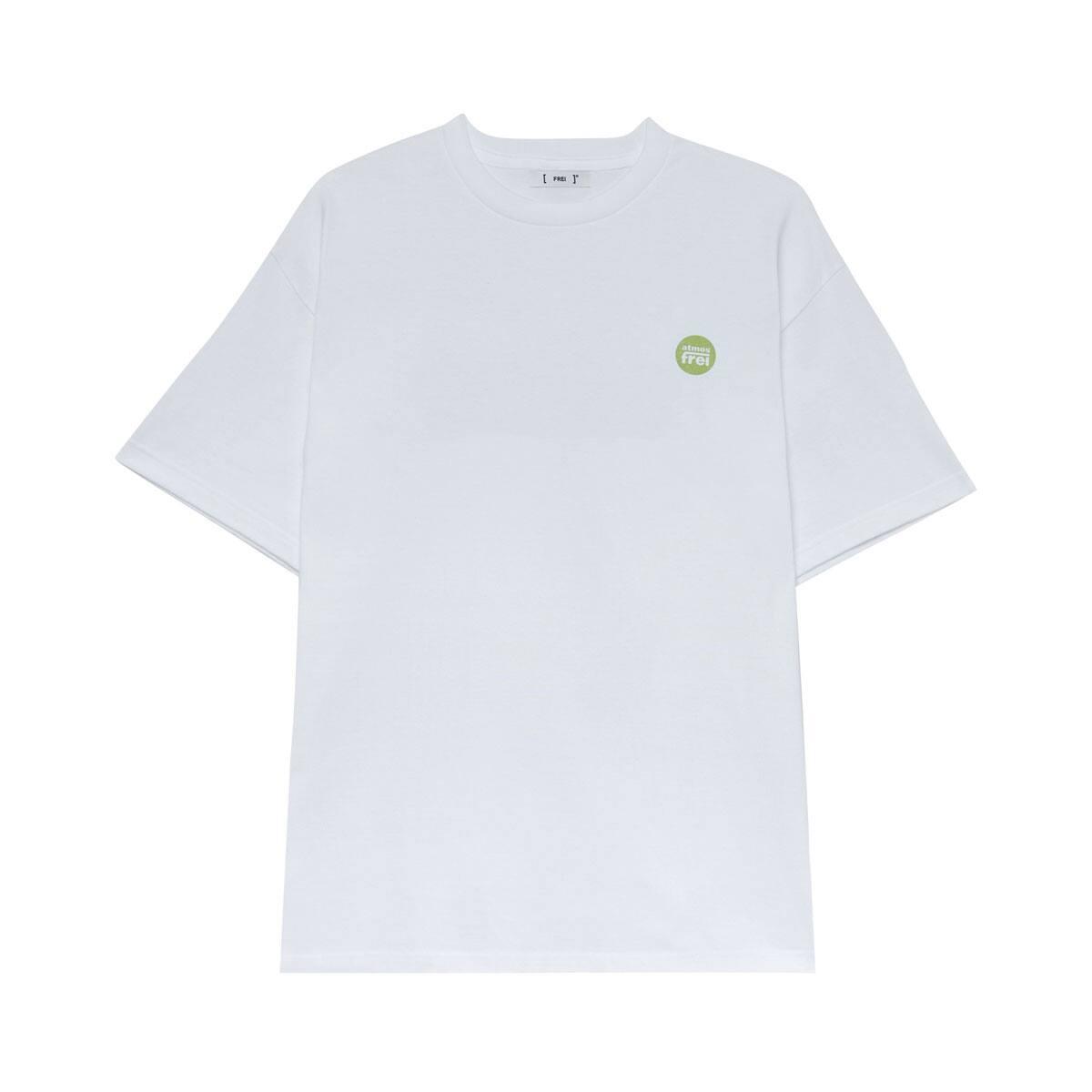 FREI X ATMOS POSTER T-SHIRT White 20SU-I_photo_large