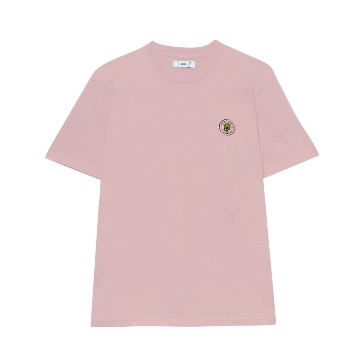 FREI X ATMOS C LOGO T-SHIRT Pink 20SU-I_photo_large