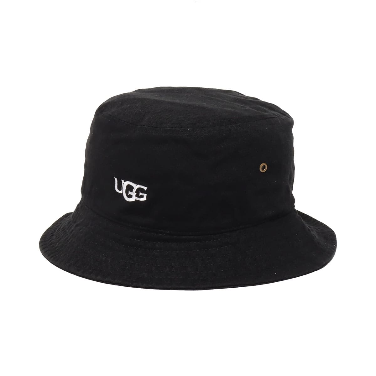 UGG UGG LOGO BUCKET HAT BLACK 20SS-I_photo_large
