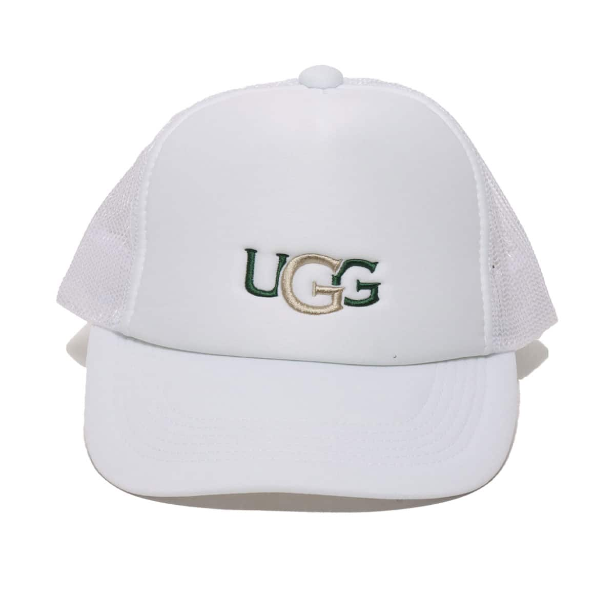 UGG ロゴ メッシュキャップ WHITE 21SS-I_photo_large