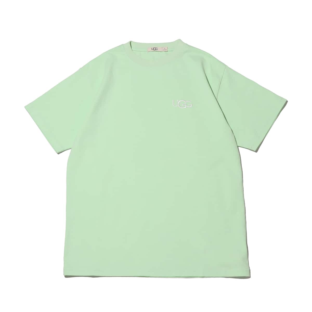 UGG ロゴ刺繍 Tシャツ GREEN 21SS-I_photo_large