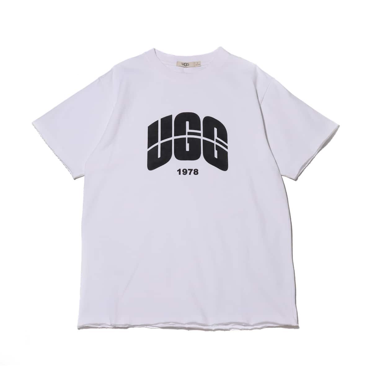 UGG ロゴアレンジ Tシャツ WHITE 21SP-I_photo_large