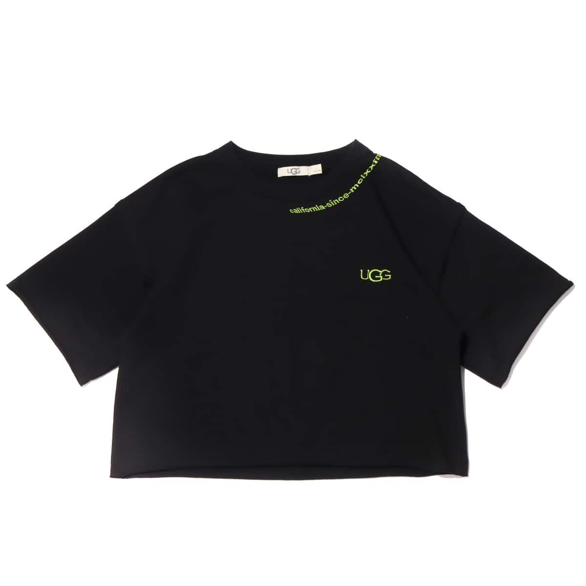 UGG 半袖 スウェットトップス BLACK 21SS-I_photo_large