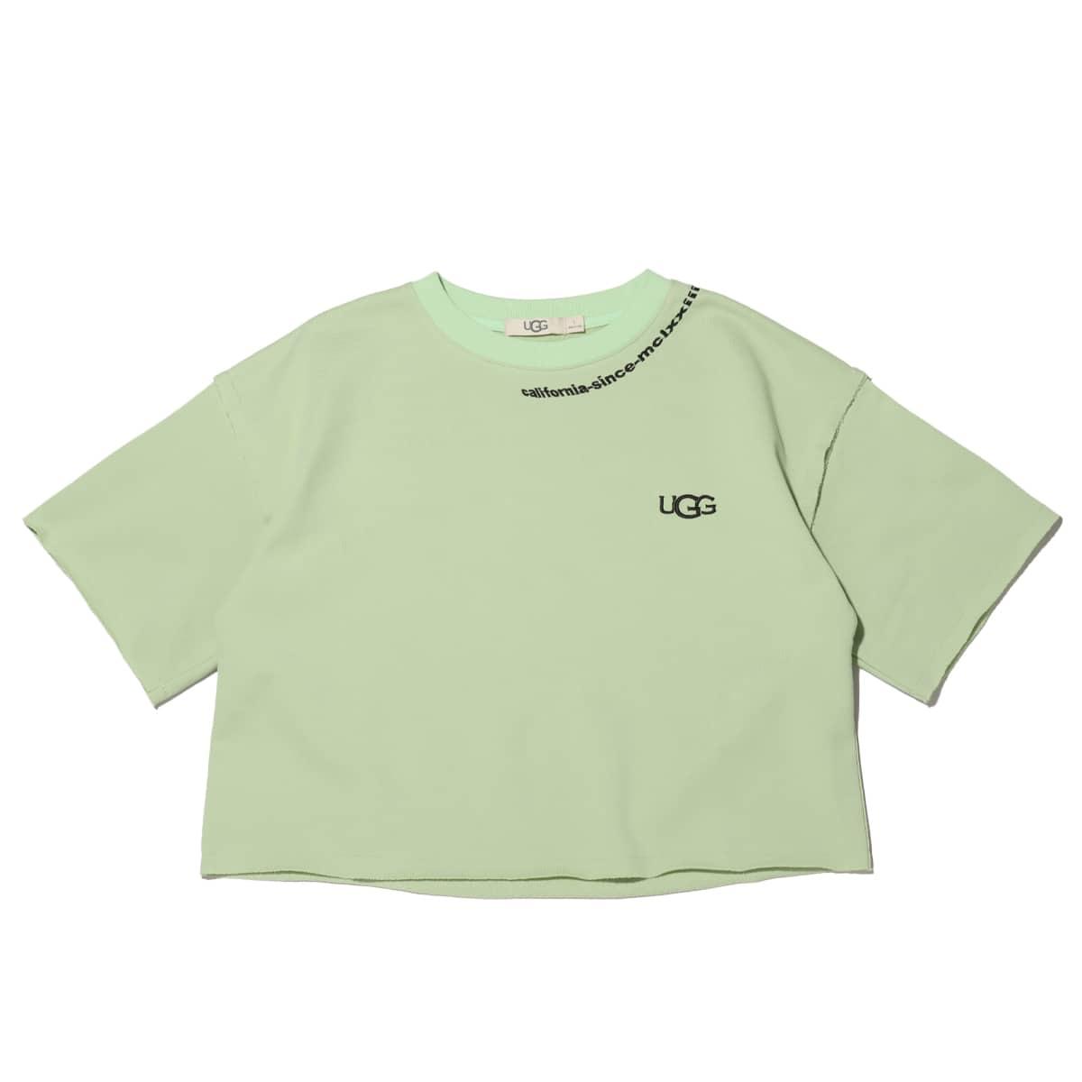 UGG 半袖 スウェットトップス GREEN 21SS-I_photo_large