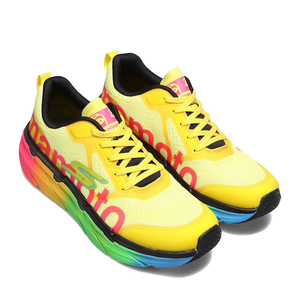 SKECHERS MAX CUSHIONING PREMIER-KY SOL YLMT 21FW-S_photo_large