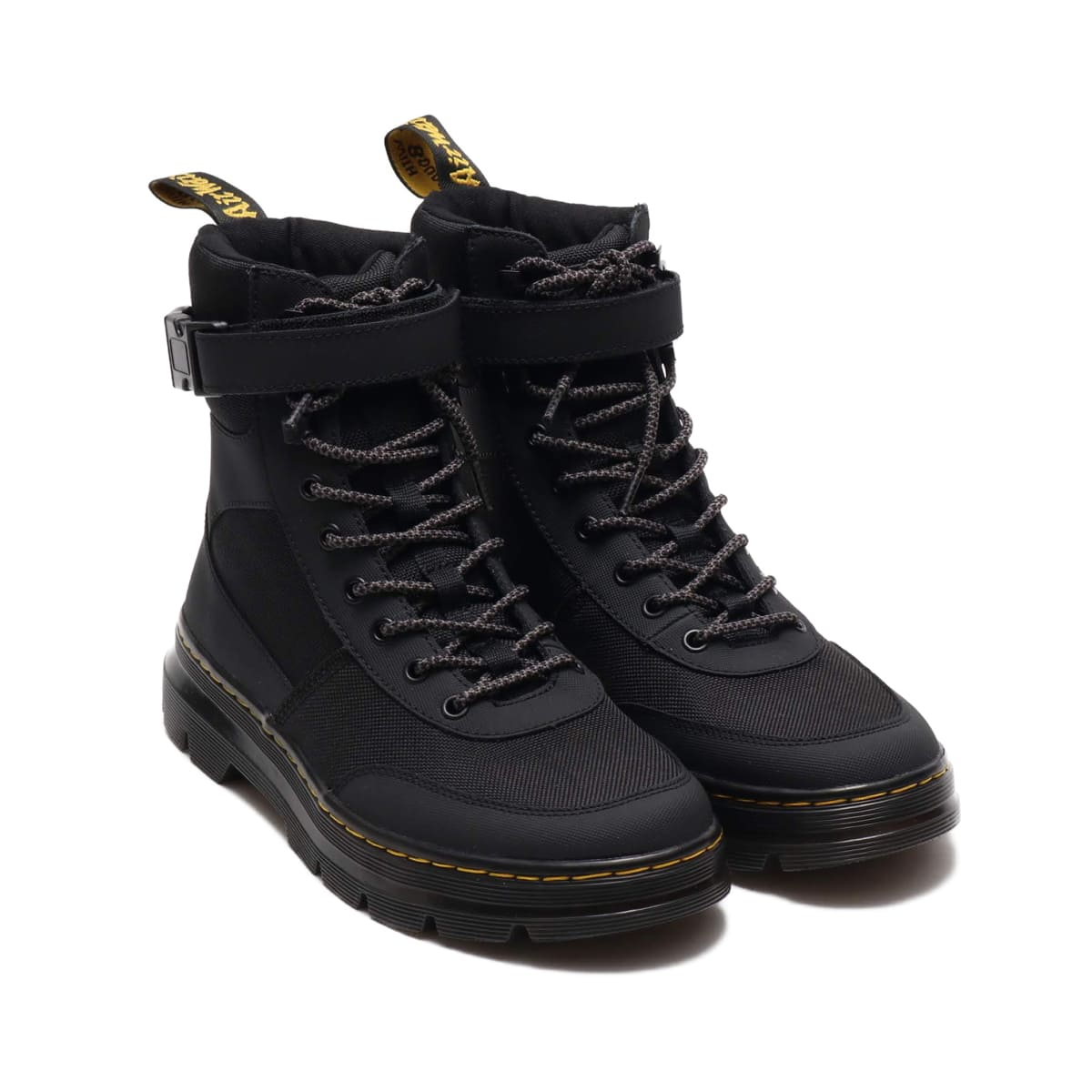 Dr.Martens TRACT COMBS TECH EXTRA TOUGH NYLON+AJAX BLACK 19FW-I_photo_large