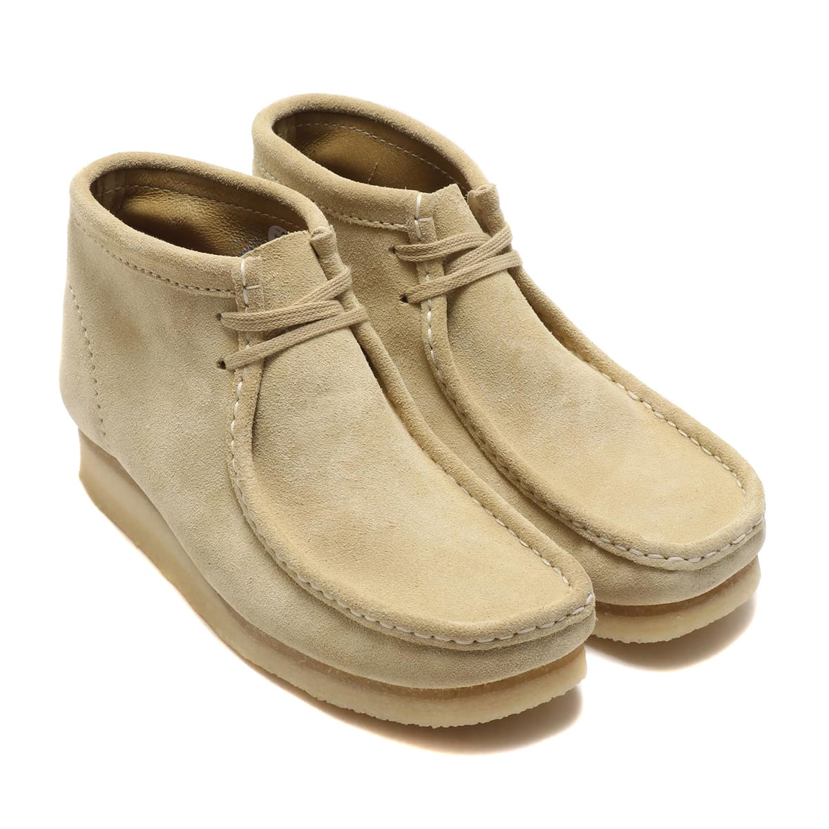 Clarks Wallabee Boot  Maple Suede 18FW-I_photo_large