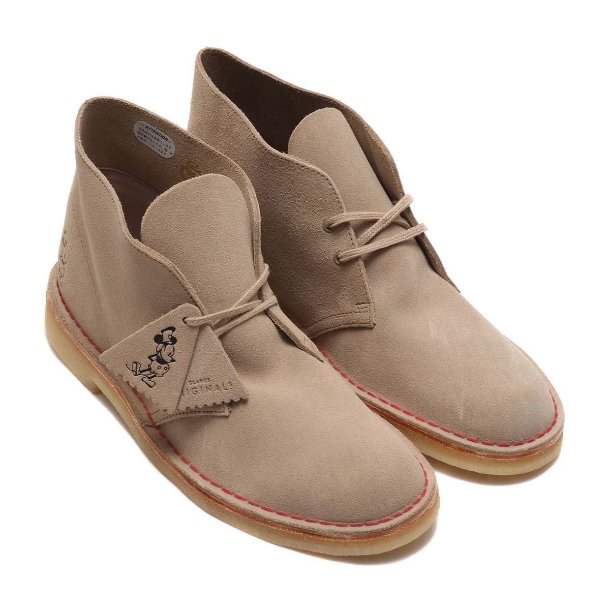 Clarks Desert Boot  Sand Suede Embos_photo_large