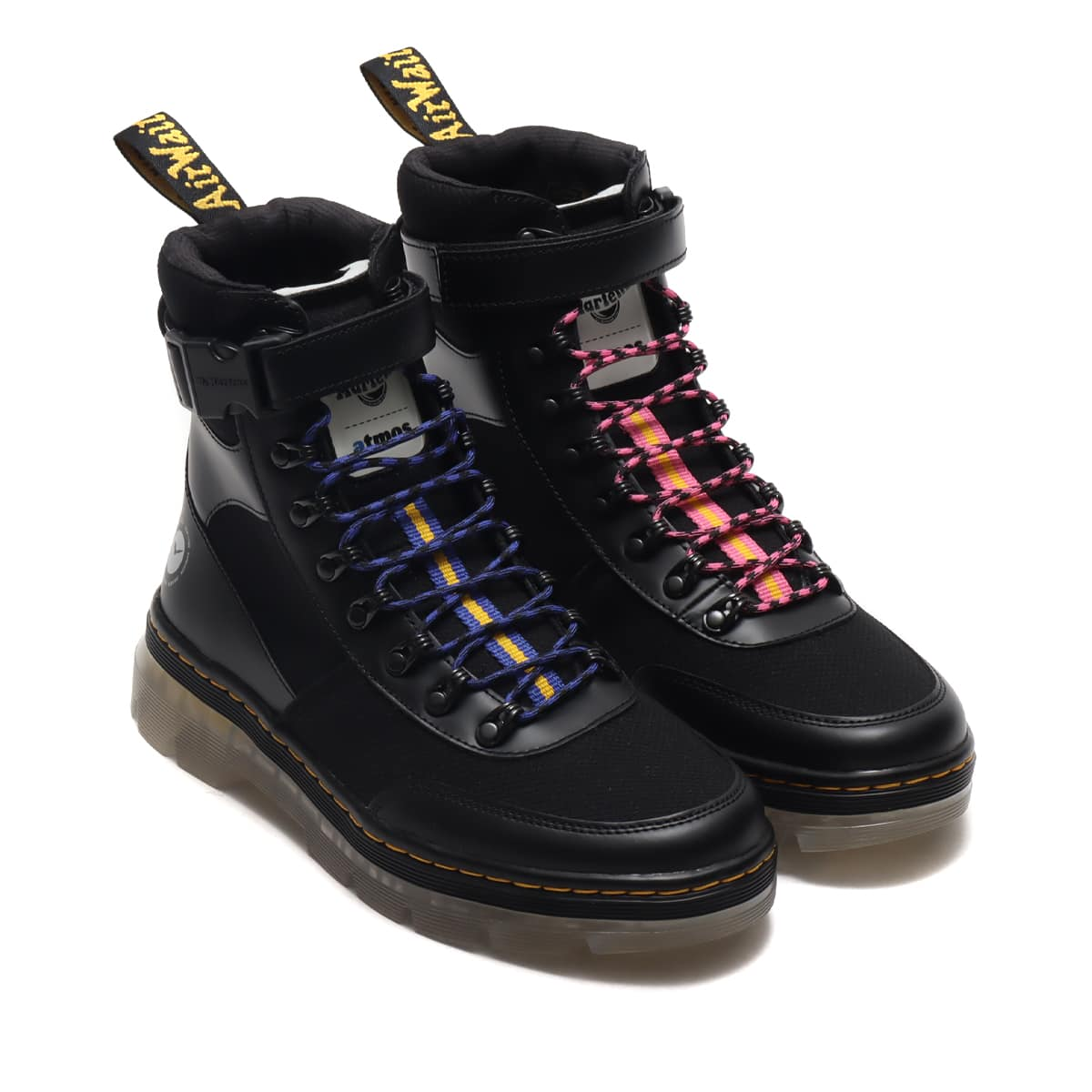 Dr.Martens COMBS TECH ATMOS BLK SMOOTH BLACK 21SS-I_photo_large