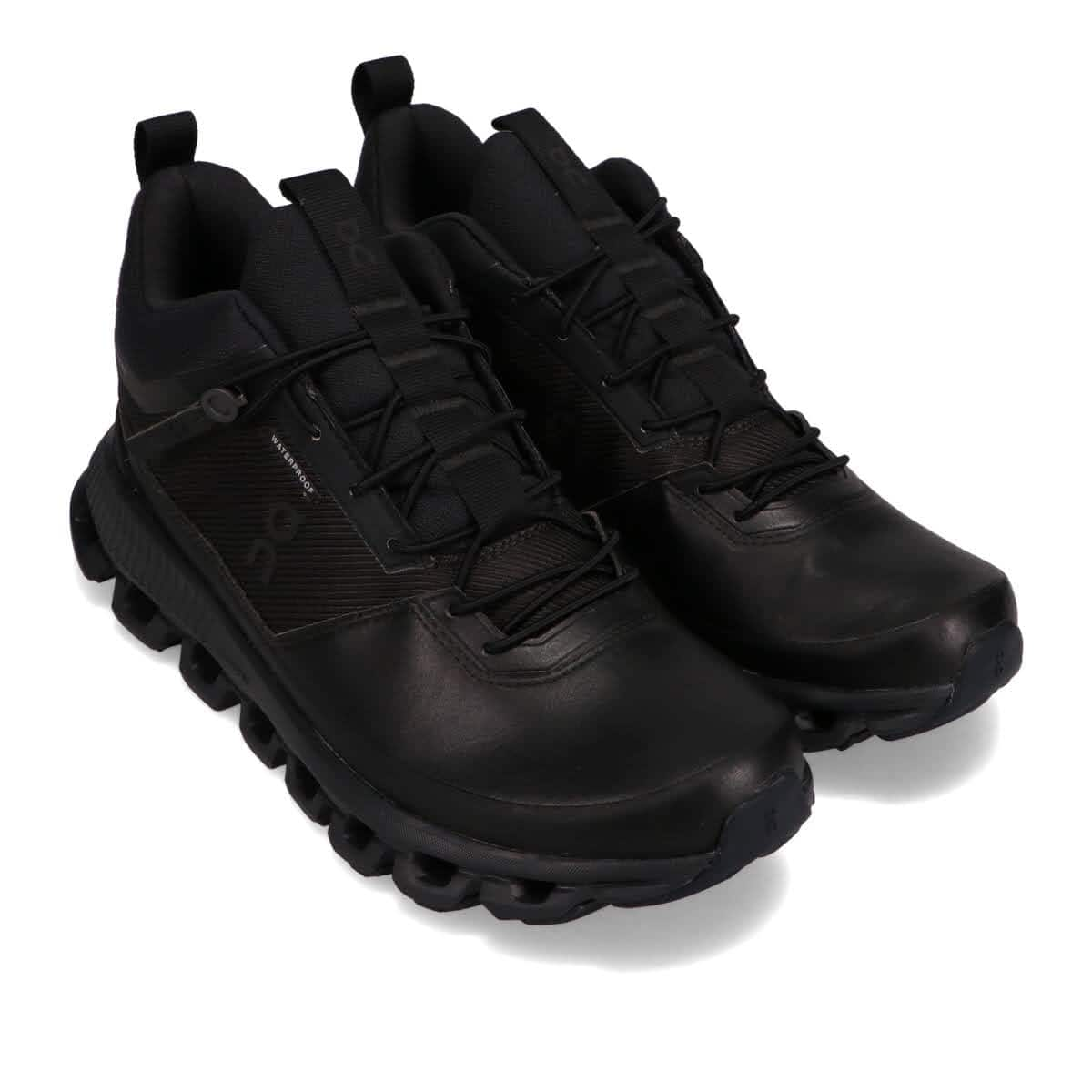 On Cloud Hi Waterproof All Black 20SS-I_photo_large