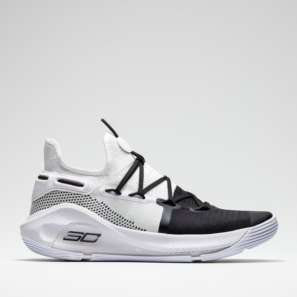 UNDER ARMOUR UA CURRY6 Working On Excellence  White / White / Black_photo_large