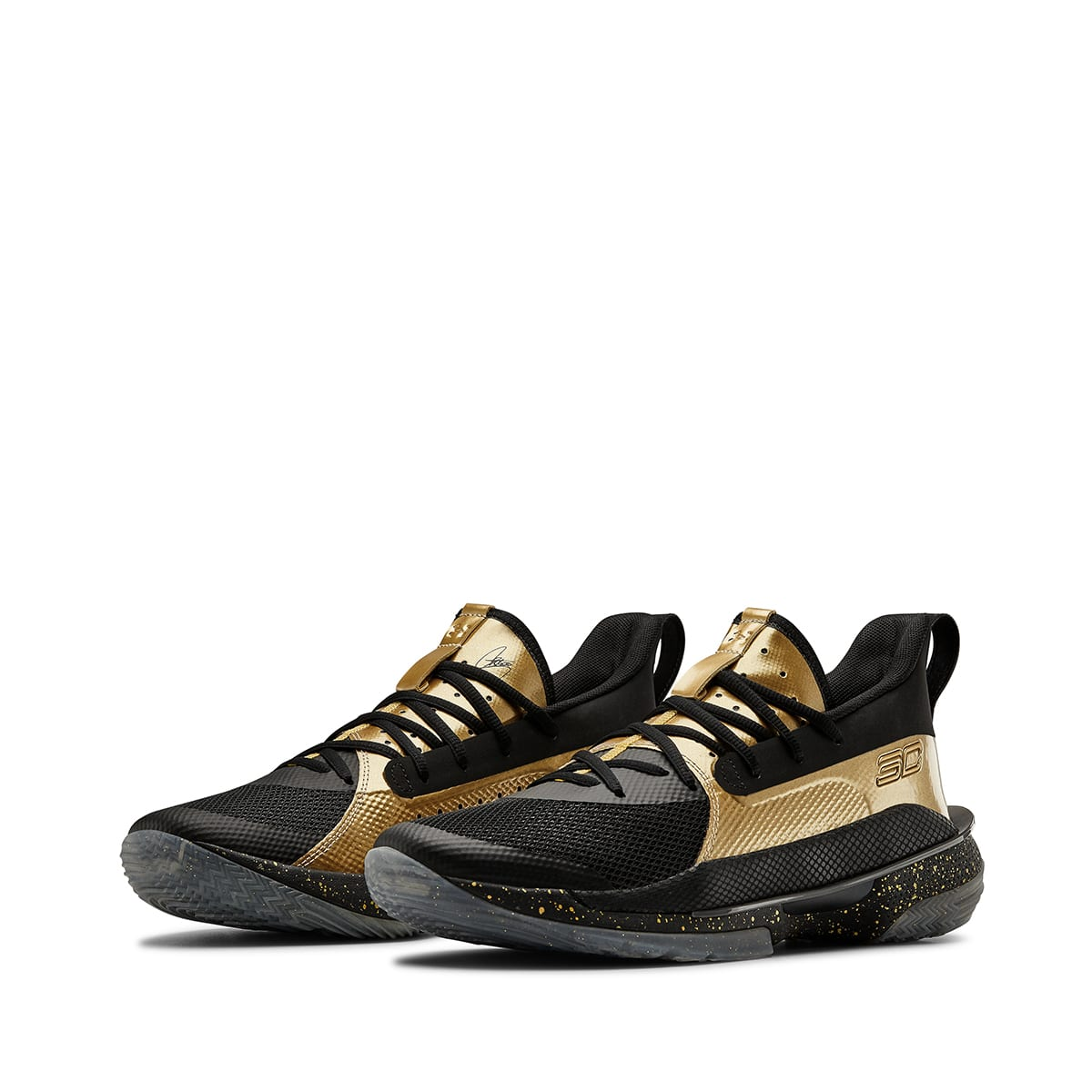"""UNDER ARMOUR CURRY 7 """"EARN IT"""" BLK/MGD/MGD 20SU-I_photo_large"""