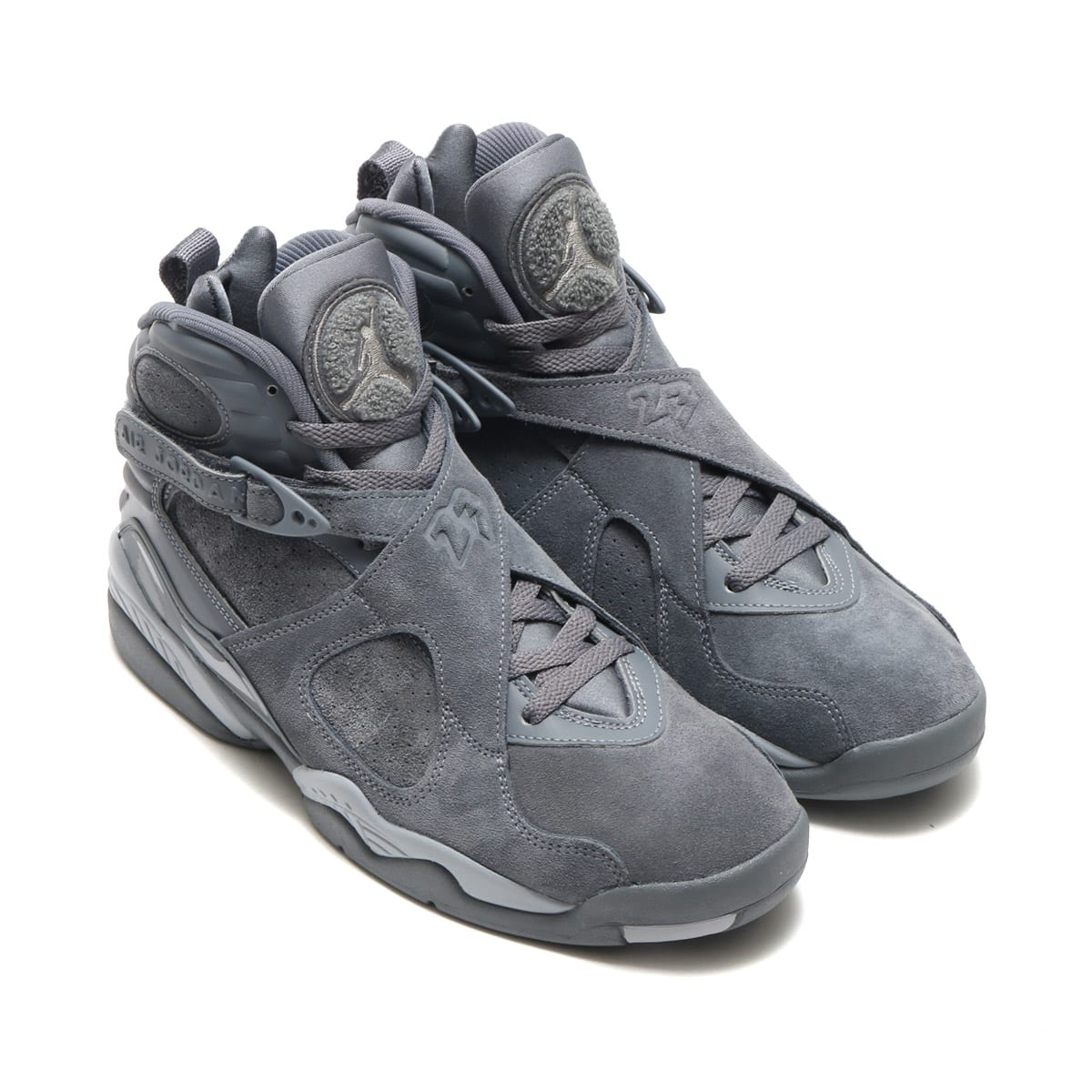 JORDAN BRAND AIR JORDAN 8 RETRO  COOL GREY/WOLF GREY-COOL GREY_photo_large