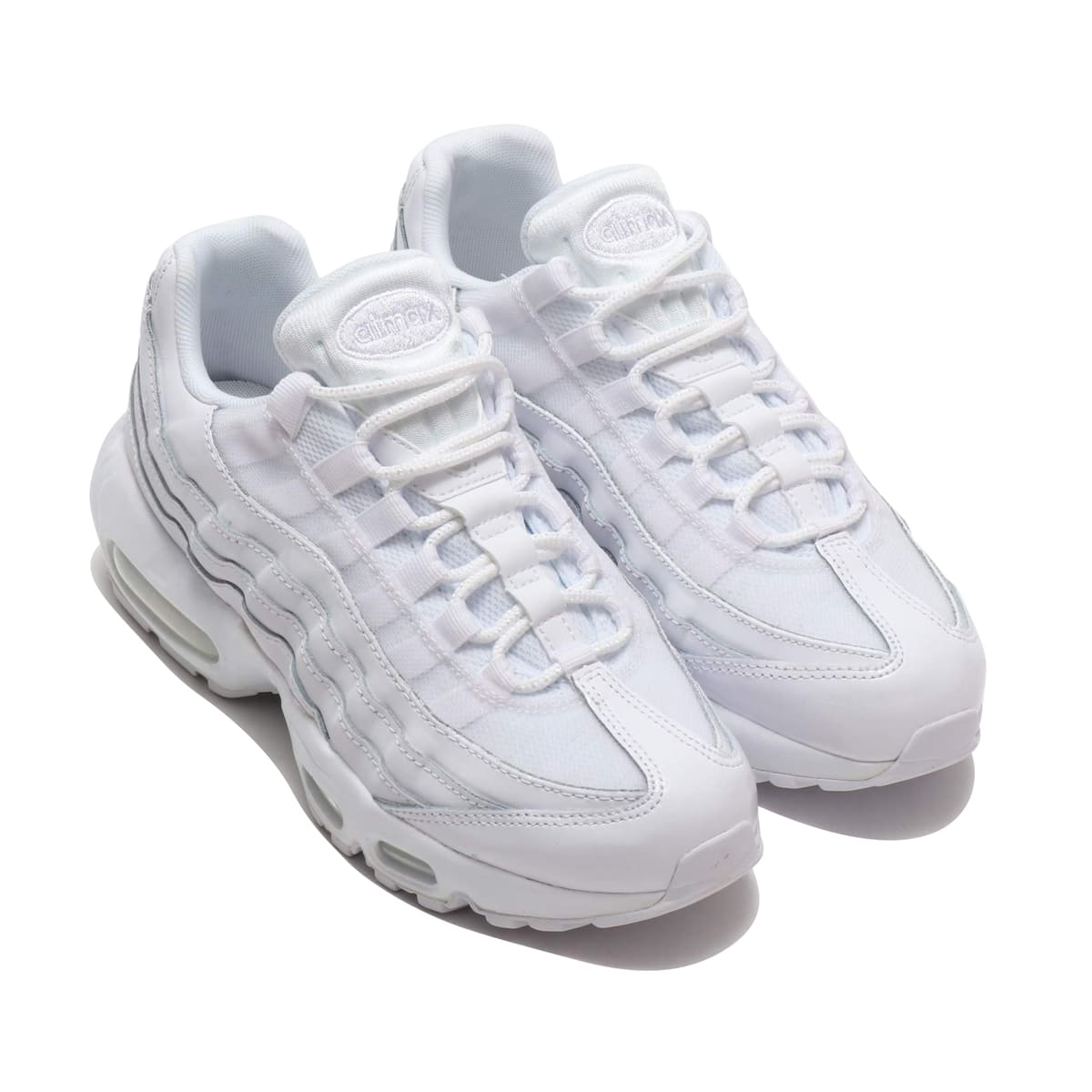 NIKE WMNS AIR MAX 95 WHITE/WHITE-WHITE 19HO-I_photo_large