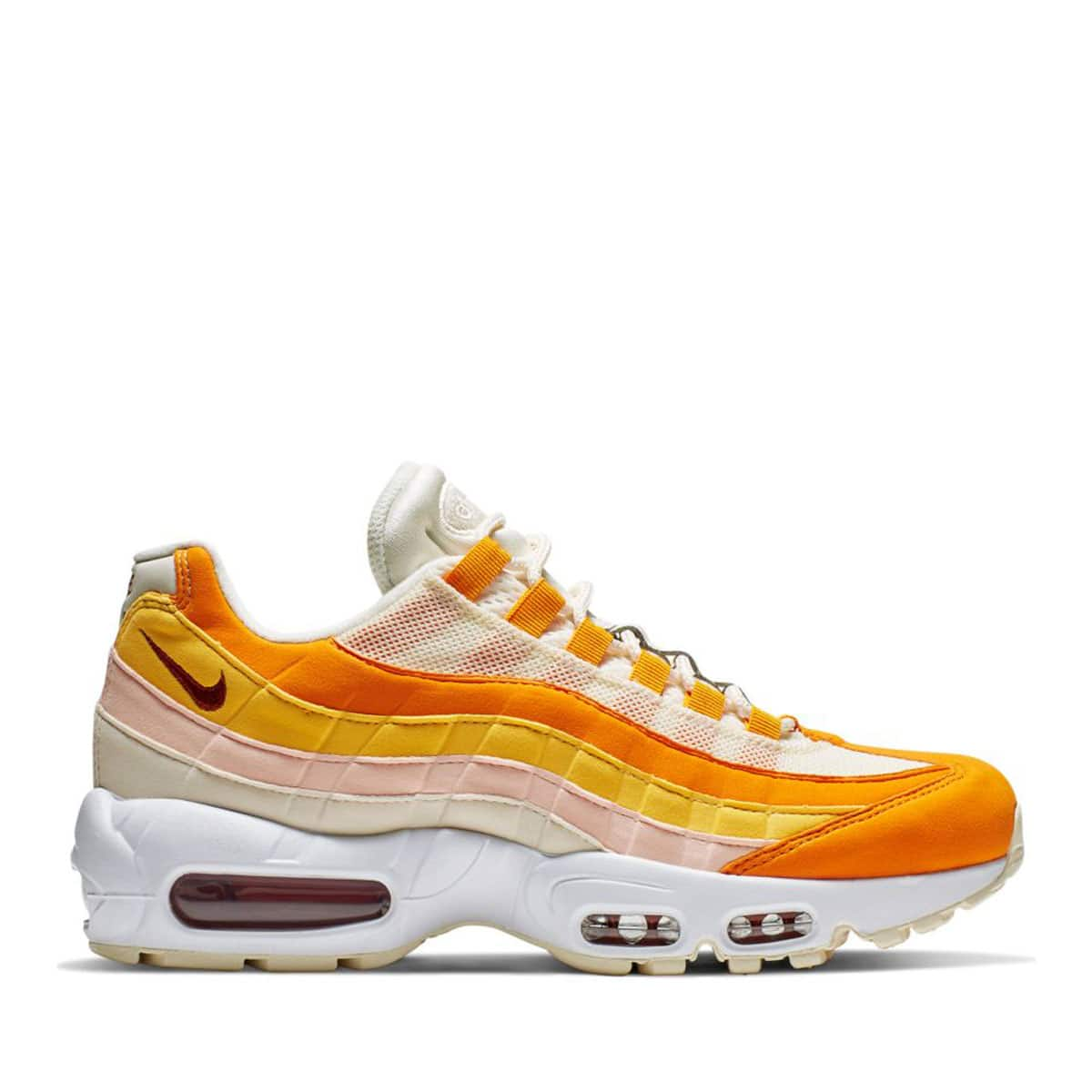 NIKE WMNS AIR MAX 95 PL IVRY/FRWD ORNG-ORNG PL-TPZ 19SU-I_photo_large