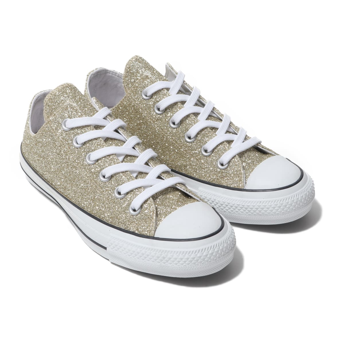 CONVERSE ALL STAR 100 GLITTER OX GOLD 19FA-S_photo_large