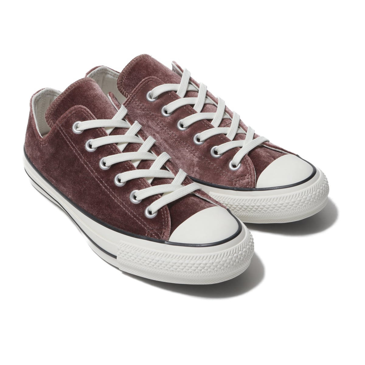 CONVERSE ALL STAR 100 VELVET OX BROWN 19HO-S_photo_large