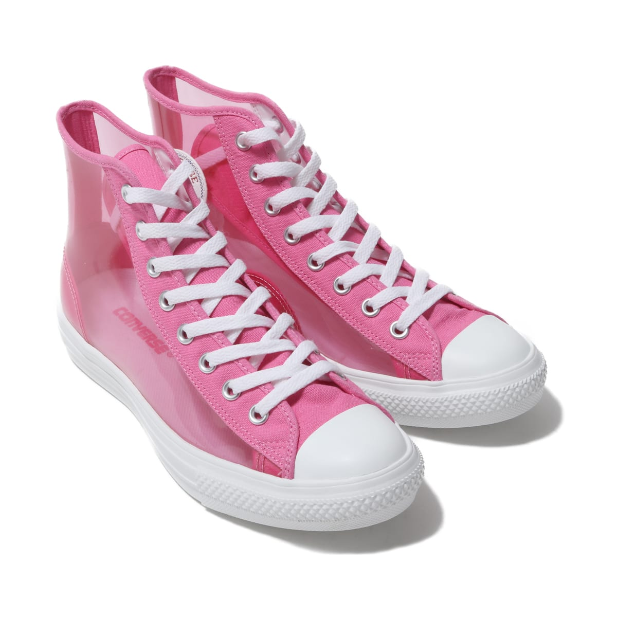 CONVERSE ALL STAR LIGHT CLEARMATERIAL HI PINK 19FW-S_photo_large