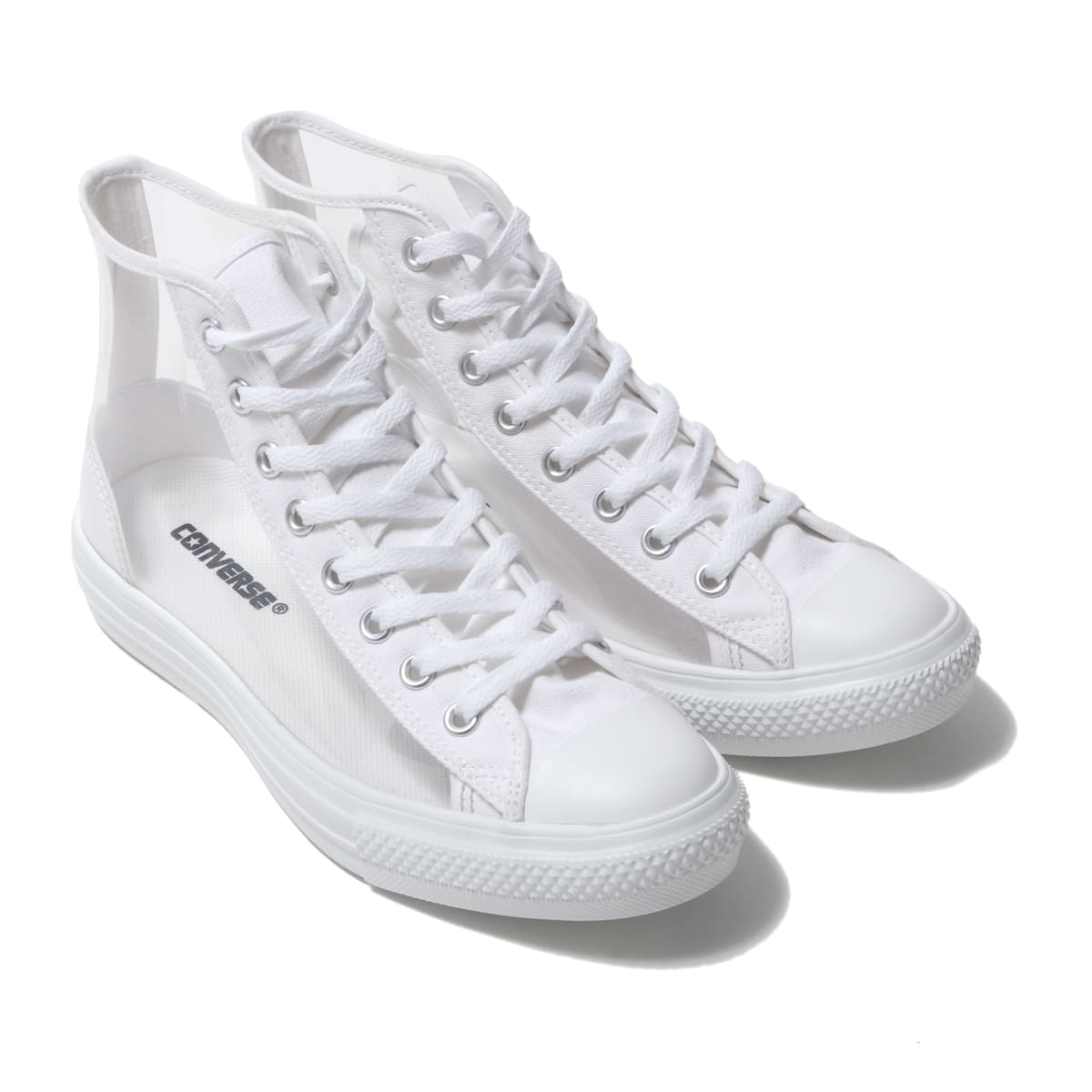 CONVERSE ALL STAR LIGHT CLEARMATERIAL HI WHITE 19FW-S_photo_large