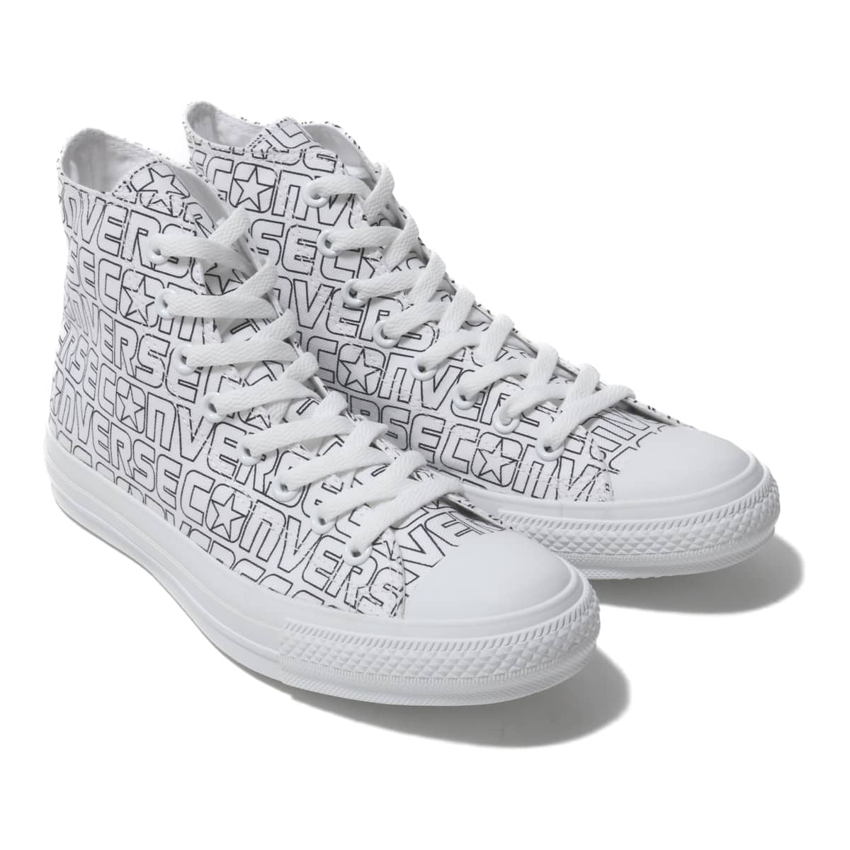 CONVERSE ALL STAR NURIE HI WHITE 19FW-I_photo_large