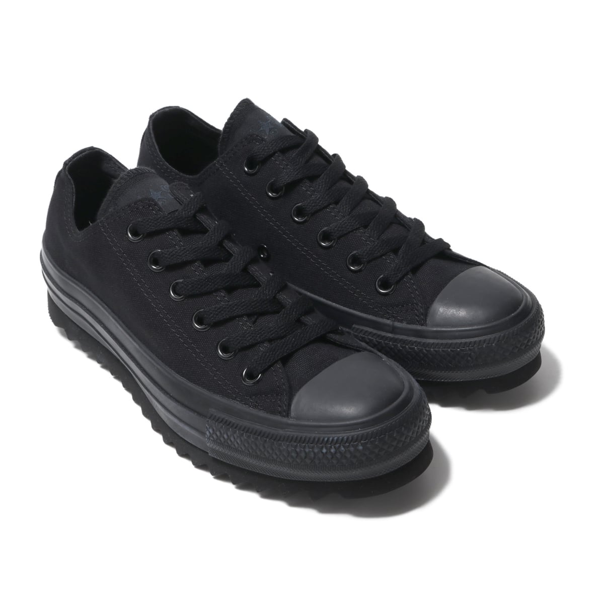 CONVERSE ALL STAR SHARKSOLE OX BLACK 19FW-I_photo_large