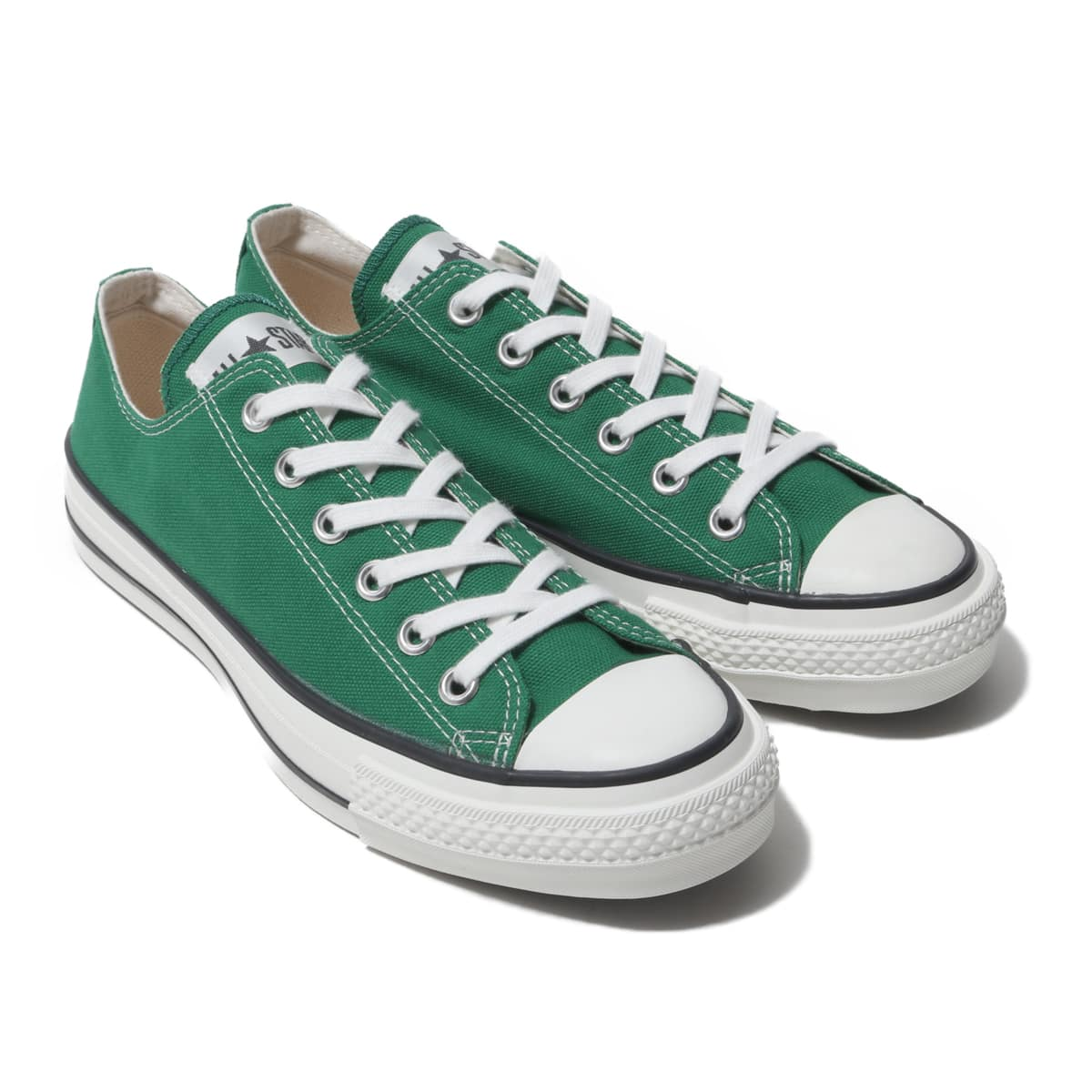 CONVERSE CANVAS ALL STAR J OX GREEN 19FA-S_photo_large