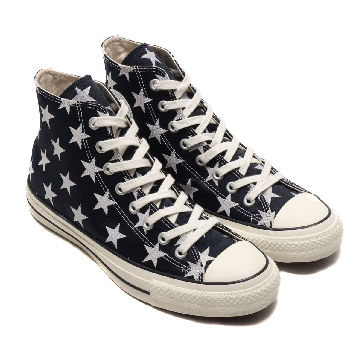 CONVERSE ALL STAR 100 NISHIJIN-ORI ST HI ネイビー 20FW-I_photo_large