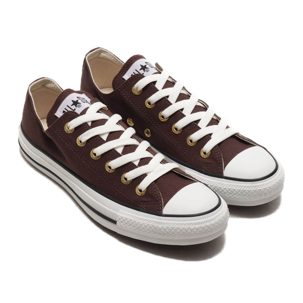 CONVERSE ALL STAR FLATEYELETS OX ブラウン 20FW-I_photo_large