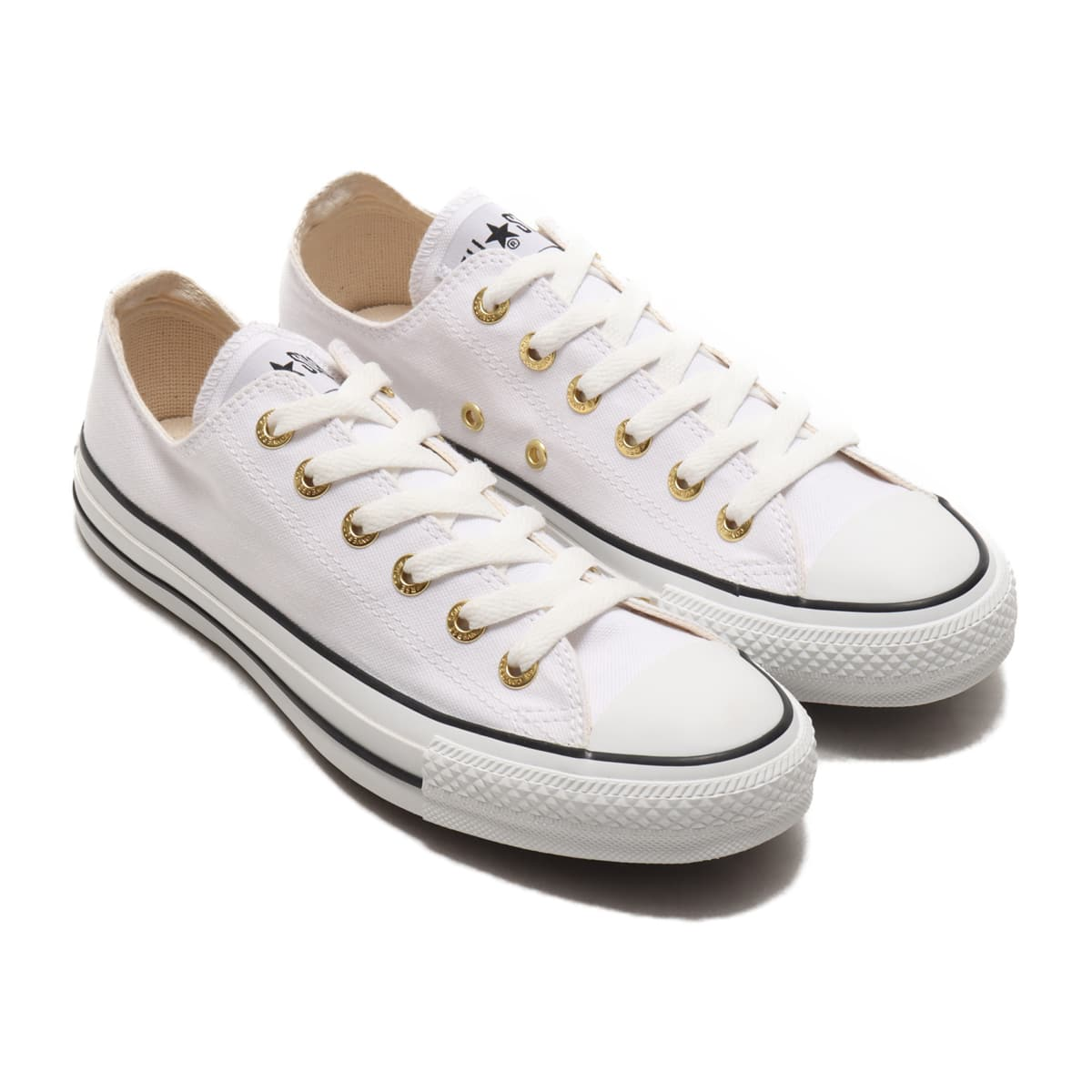 CONVERSE ALL STAR FLATEYELETS OX ホワイト 20FW-I_photo_large