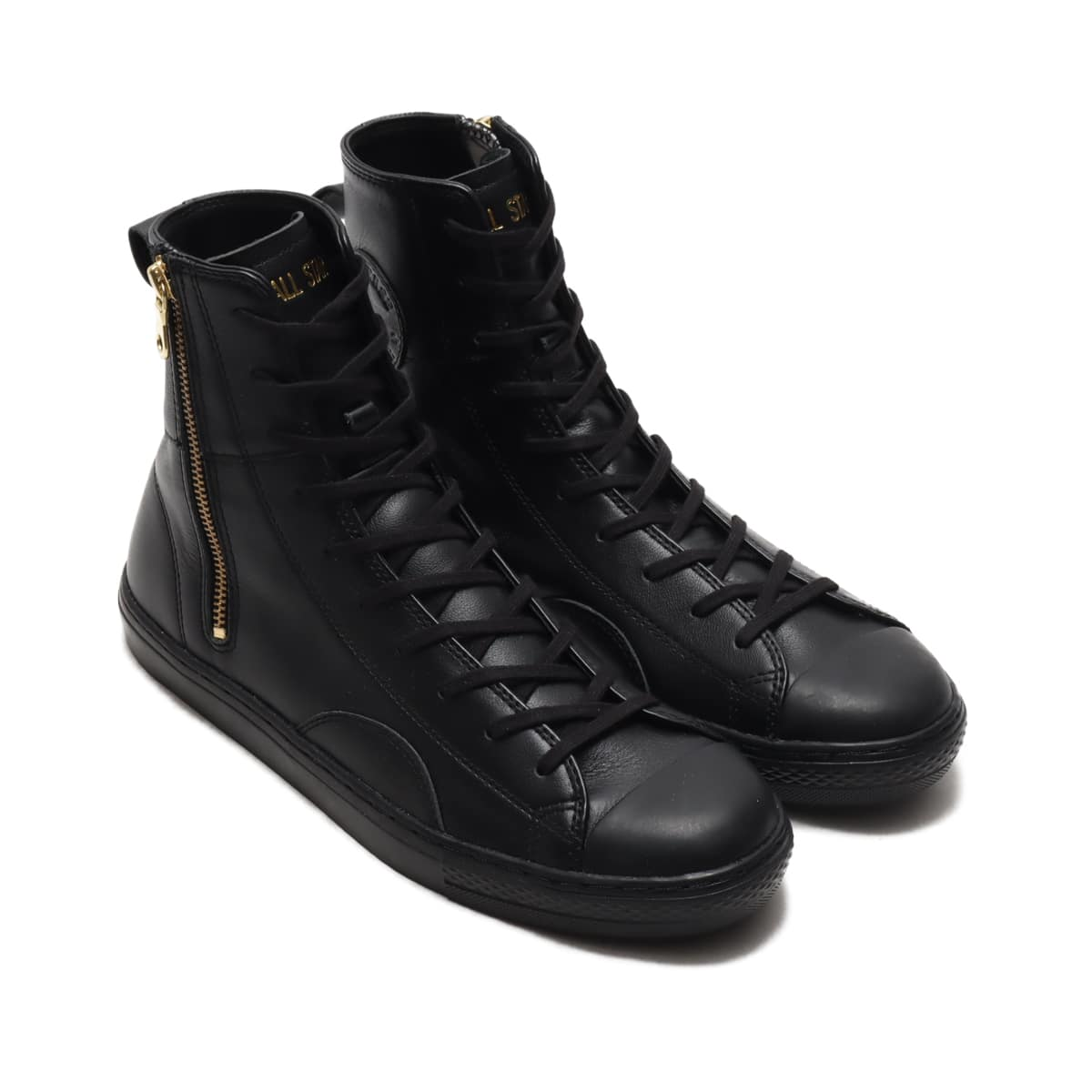 CONVERSE ALL STAR COUPE LEATHER Z SHIN-HI ブラック 20FW-I_photo_large