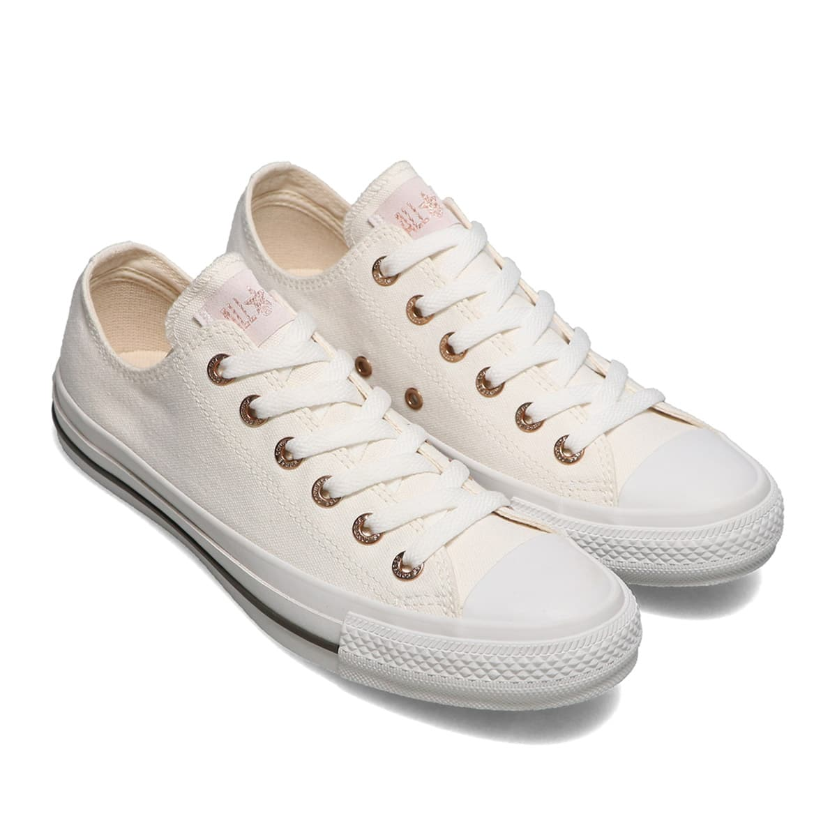 CONVERSE ALL STAR FLATEYELETS PG OX WHITE 21FW-I_photo_large