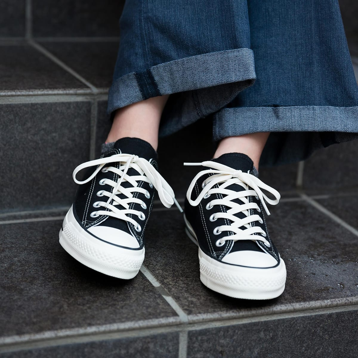 CONVERSE ALL STAR 100 GORE-TEX OX  ブラック 19SS-I_photo_large