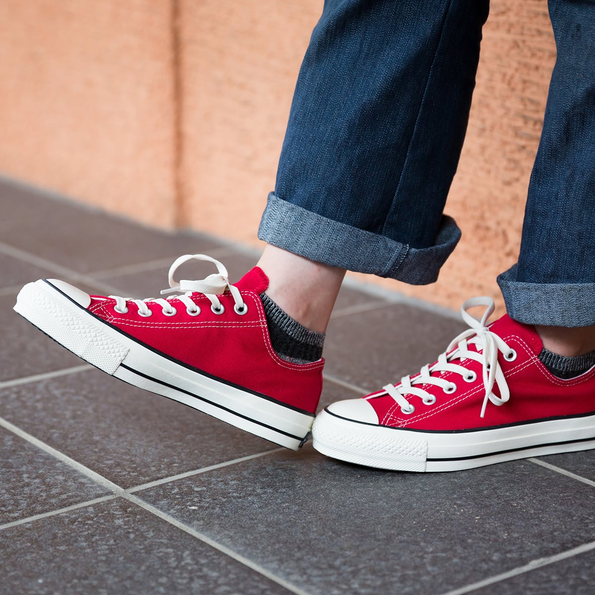 CONVERSE ALL STAR 100 GORE-TEX OX  レッド 19SS-I_photo_large