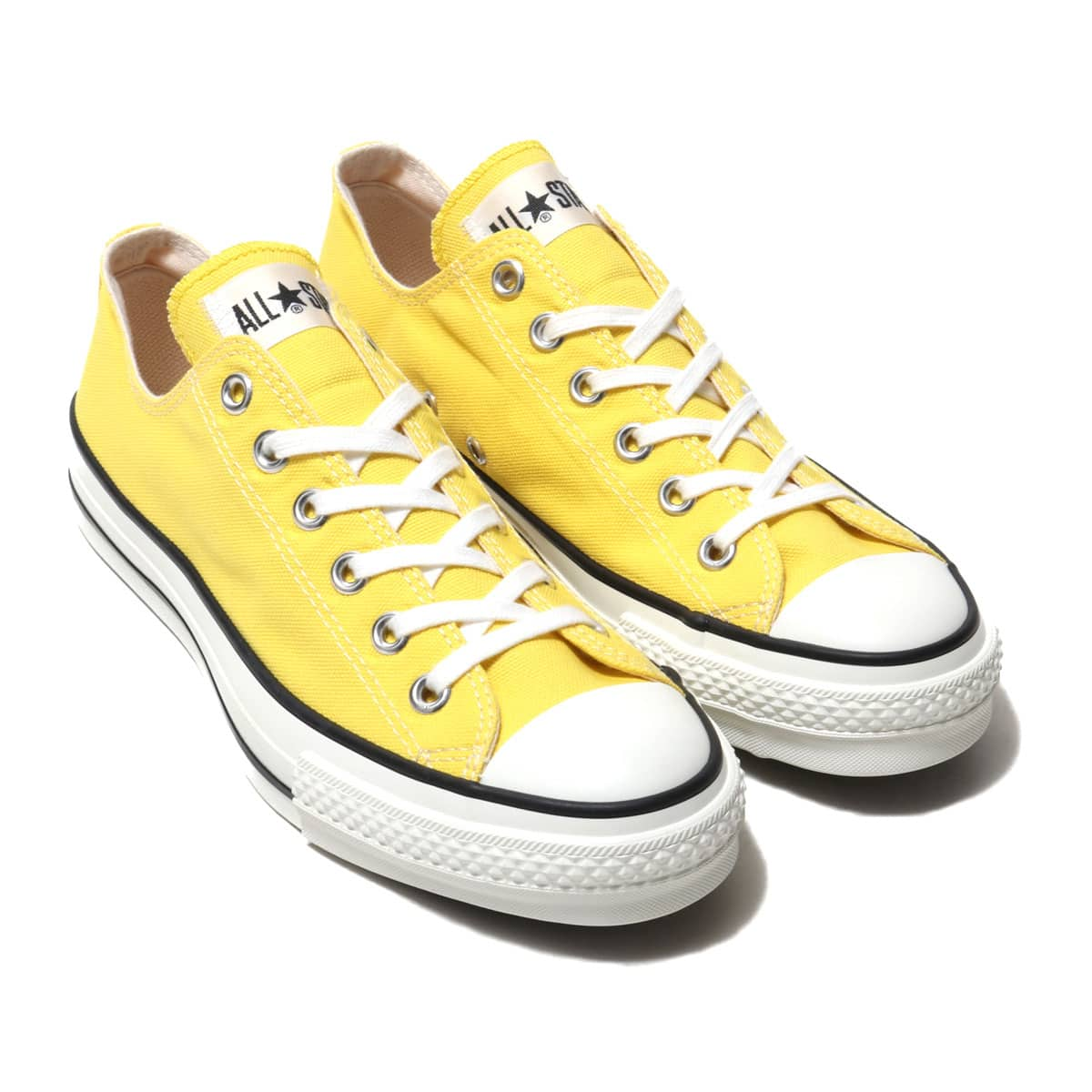 CONVERSE CANVAS ALLSTAR J OX  イエロー 19SS-I_photo_large