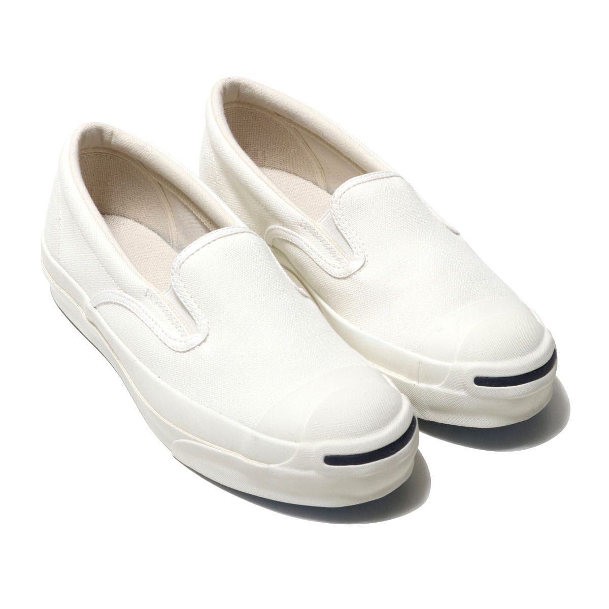 CONVERSE JACK PURCELL RET SLIP-ON  ホワイト 19SS-I_photo_large