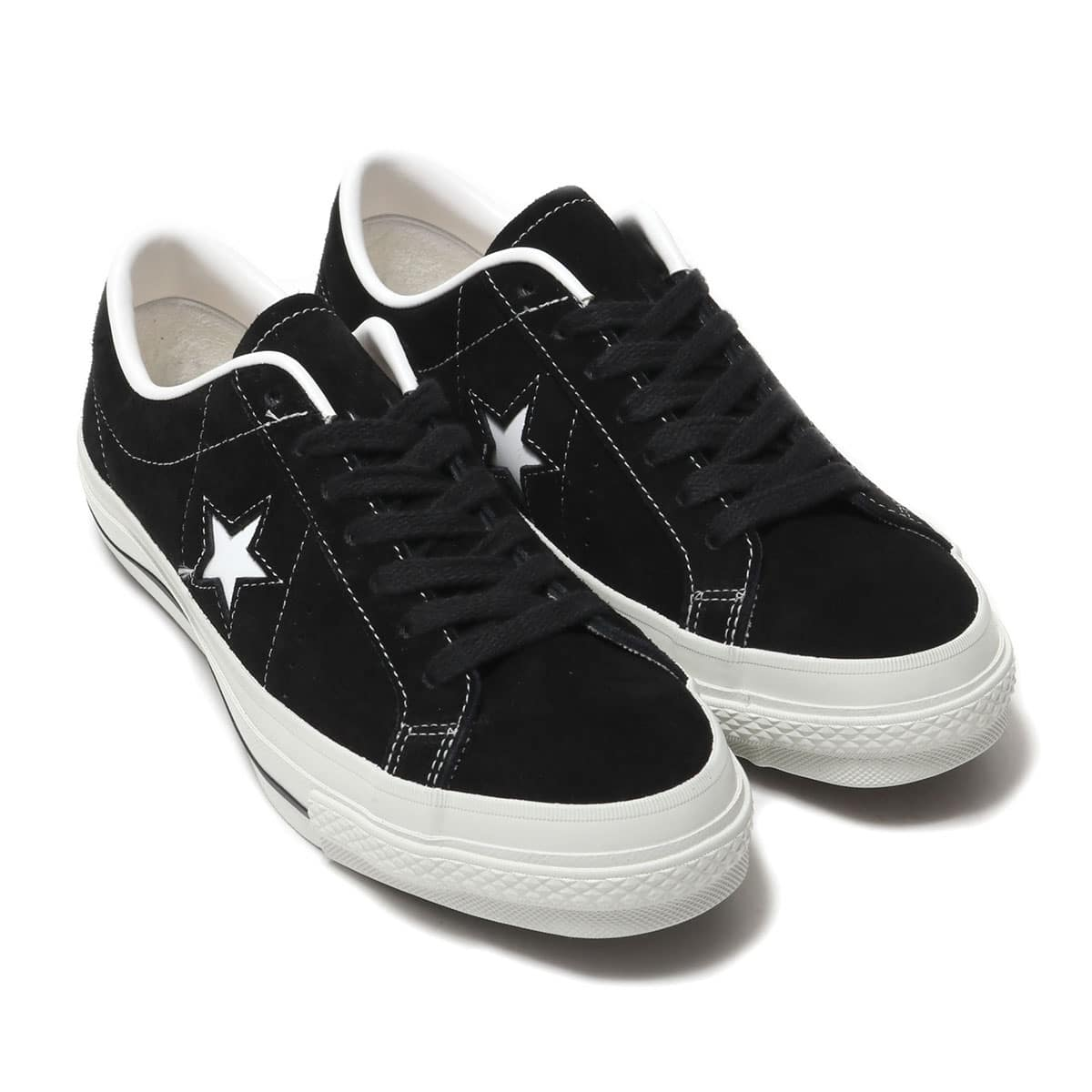 CONVERSE ONE STAR J SUEDE  ブラック 19SS-I_photo_large