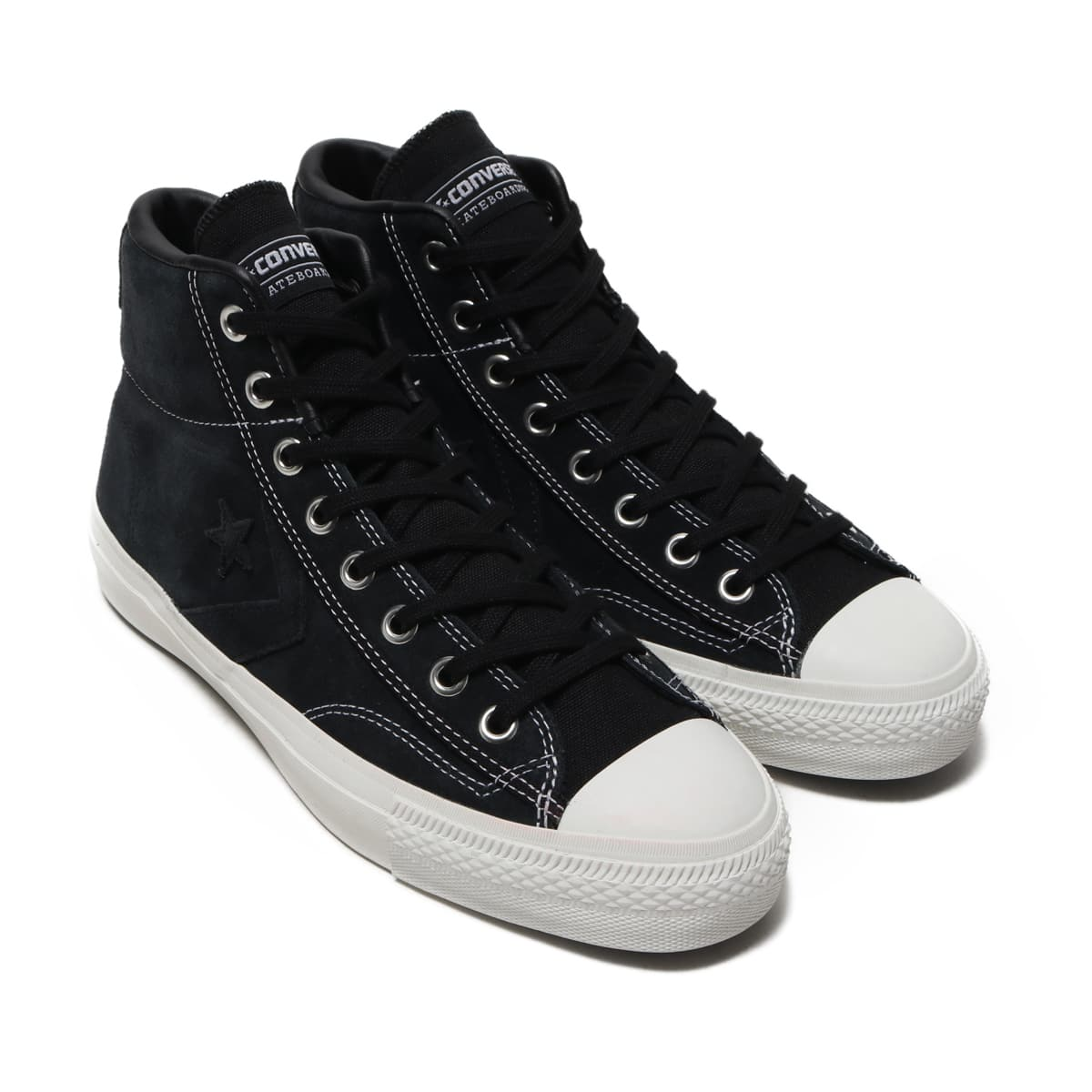 CONVERSE BREAKSTAR SK HI + ブラック 18FW-I_photo_large