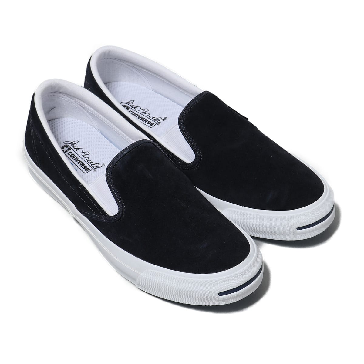 CONVERSE JACK PURCELL SUEDE SLIP-ON RH DARK NAVY 20SS-S_photo_large