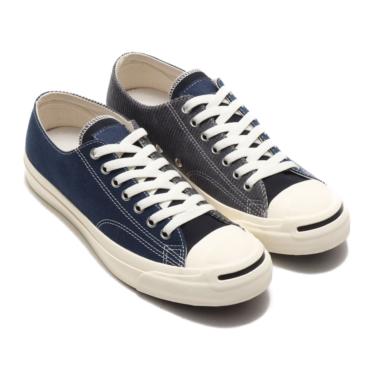 CONVERSE JACK PURCELL MULTIMATERIAL RH NAVY 20FW-I_photo_large