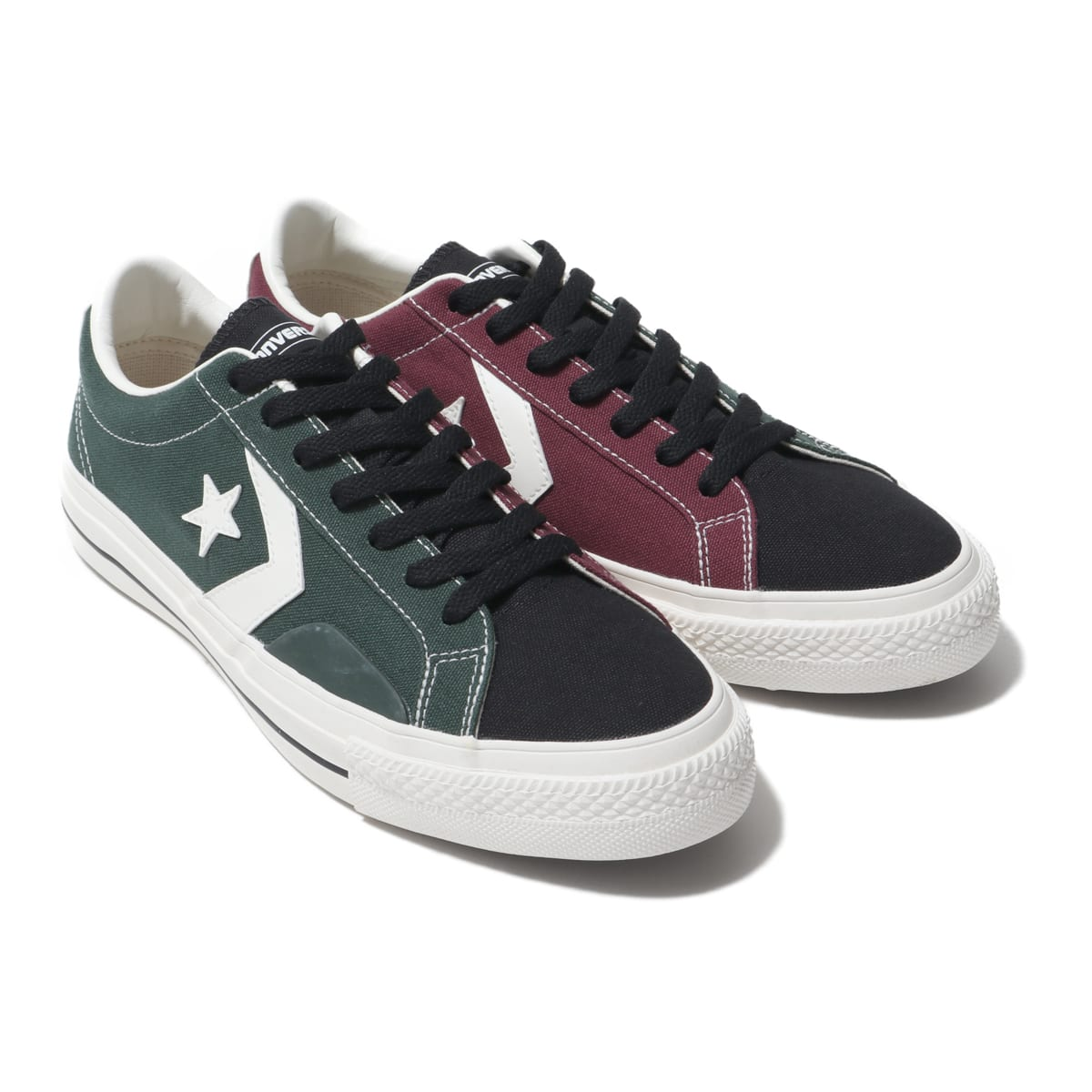 CONVERSE PRORIDE SK CV OX GREEN/BLACK/RED 19FW-I_photo_large