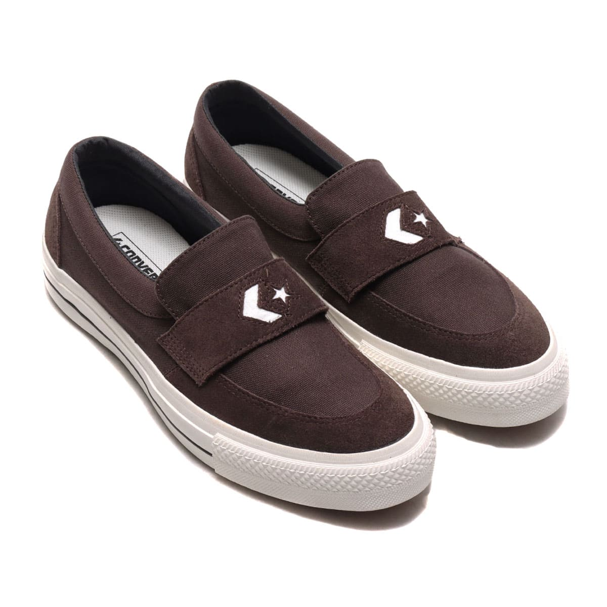 CONVERSE CS LOAFER SK ブラウン 20FW-S_photo_large