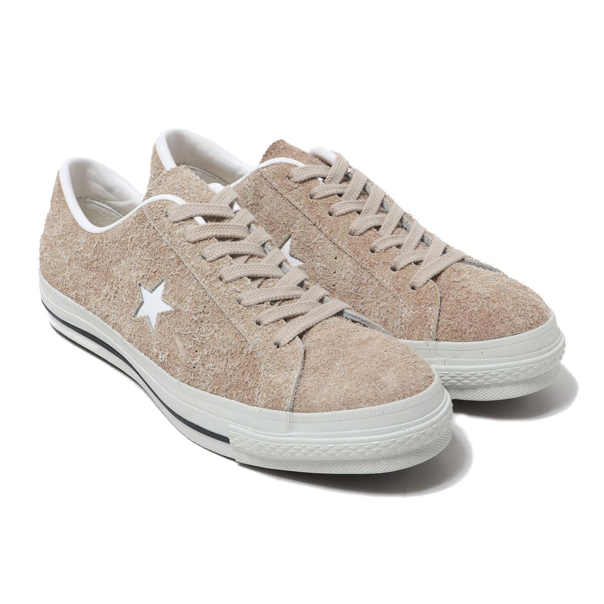 CONVERSE ONE STAR J SUEDE BEIGE 20SS-I_photo_large