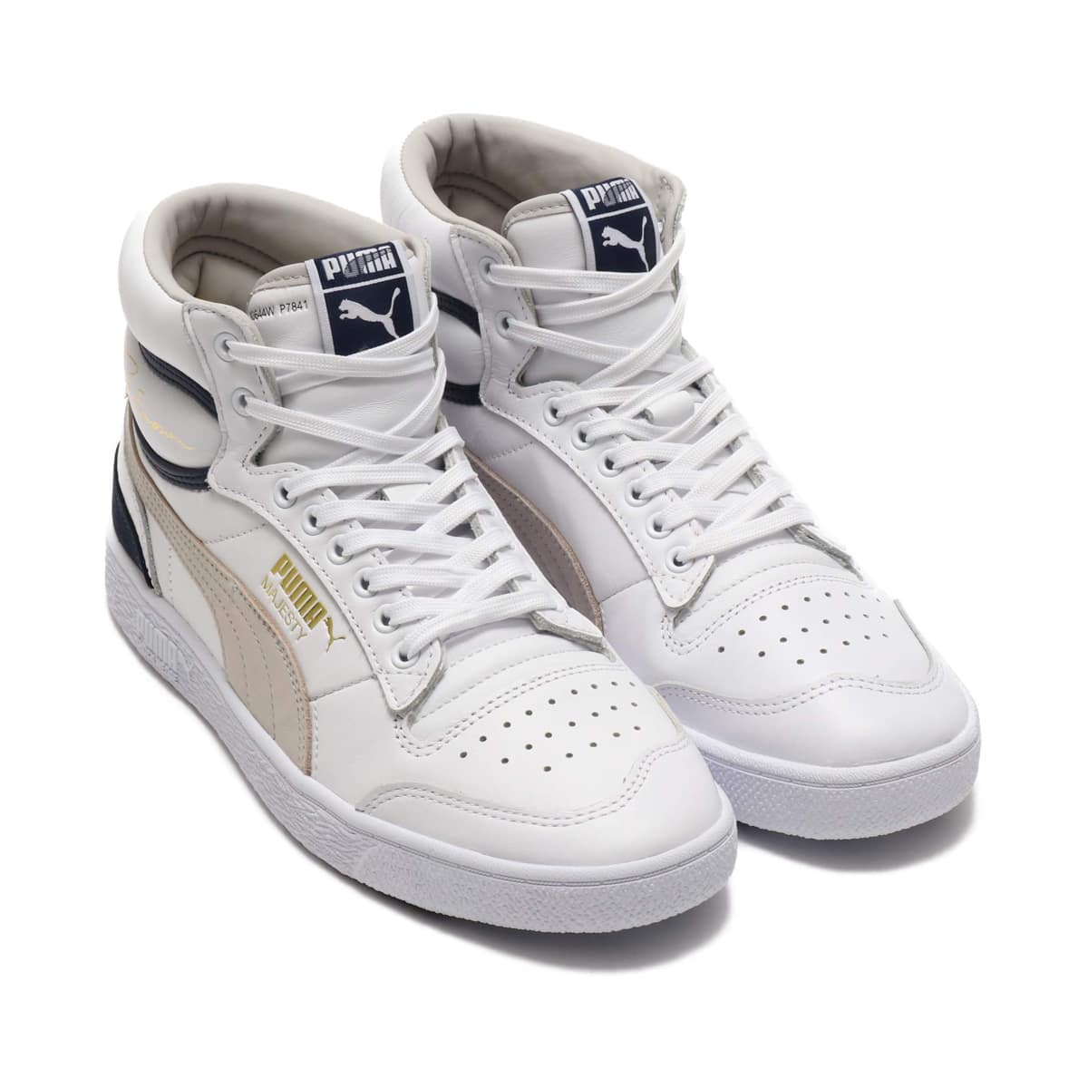 PUMA RALPH SAMPSON MID OG PUMA WHITE-GR 19FA-S_photo_large
