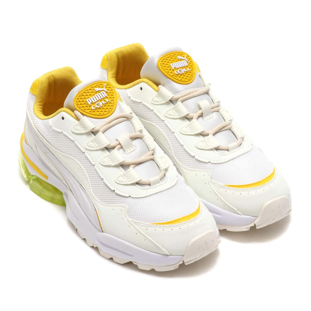 PUMA CELL STELLAR WMNS PUMA WHITE-SU 19FA-S_photo_large