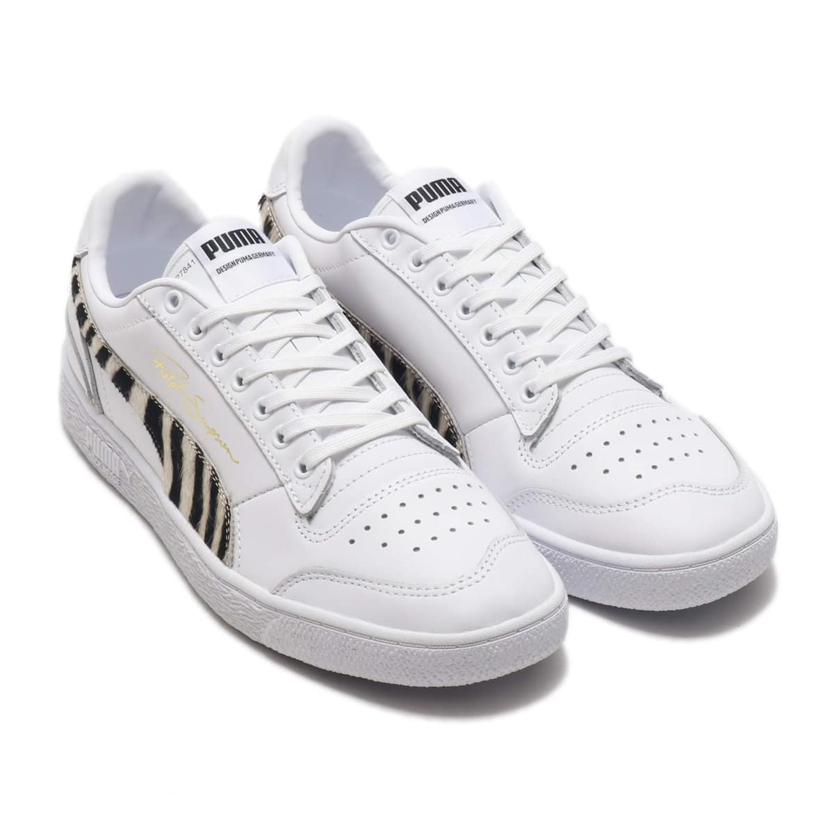 PUMA RALPH SAMPSON LOW WILD PUMA WHITE-PU 19HO-S_photo_large