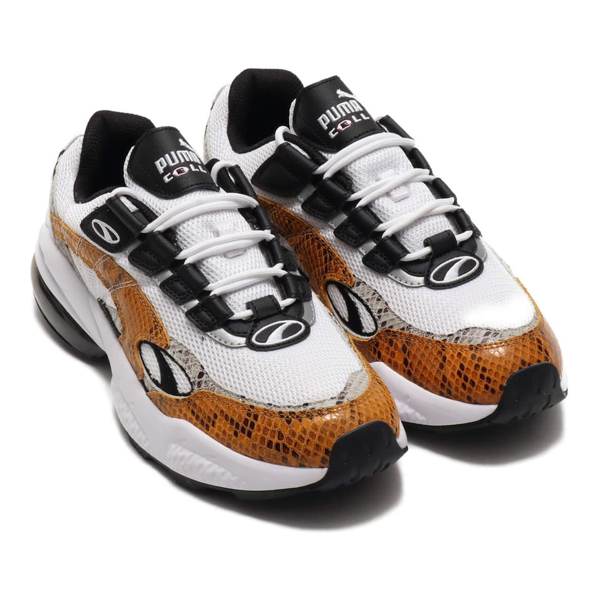 PUMA CELL VENOM ANIMAL KINGDOM PUMA WHITE-GO 19FA-S_photo_large
