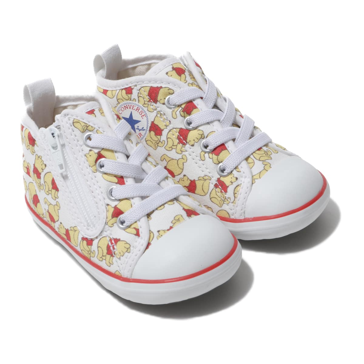 CONVERSE BABY ALL STAR N POOH PT Z WHITE 19FW-I_photo_large