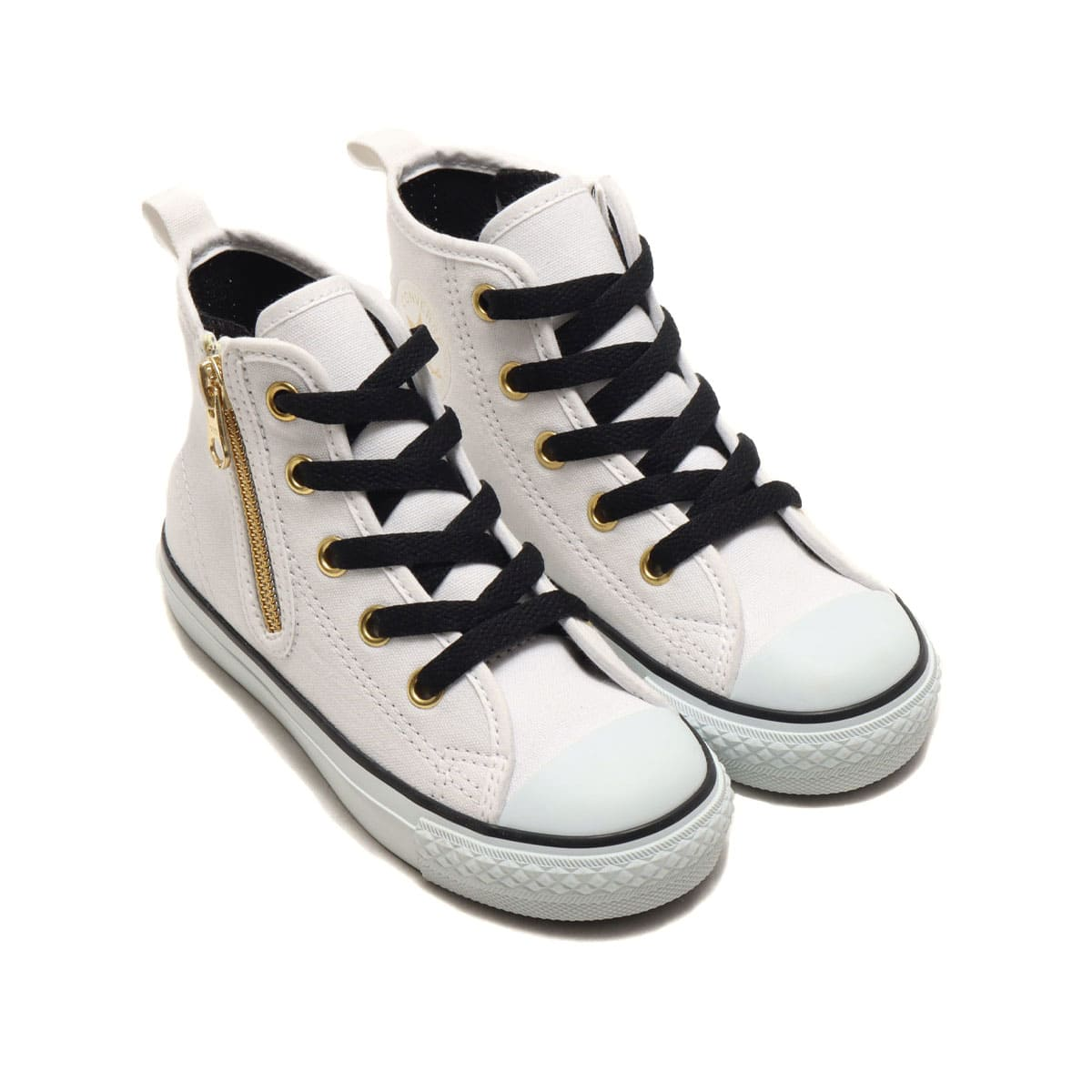 CONVERSE CHILD ALL STAR N GOLDPOINT Z HI ホワイト 20FW-S_photo_large