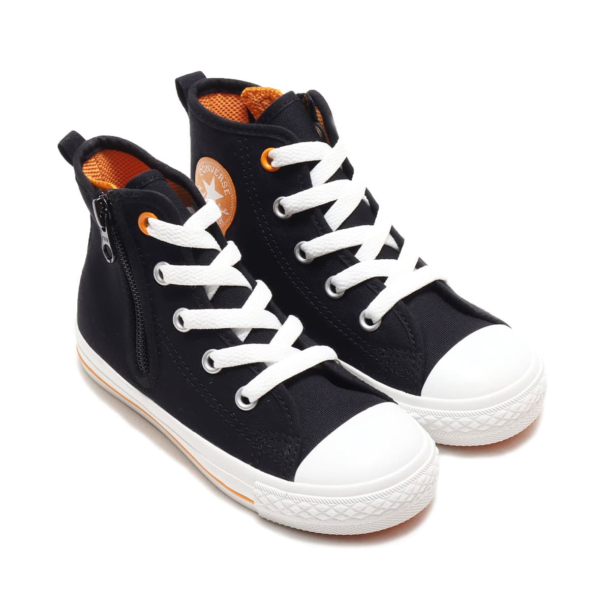 CONVERSE CHILD ALL STAR N DRIPPATCH Z HI BLACK 20FW-I_photo_large